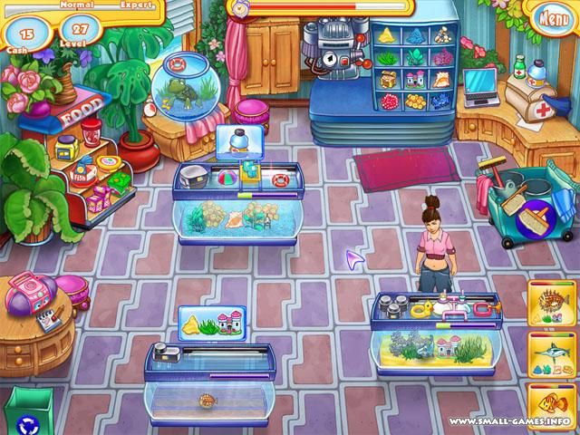 Jenny 39 s fish shop for Go fish store