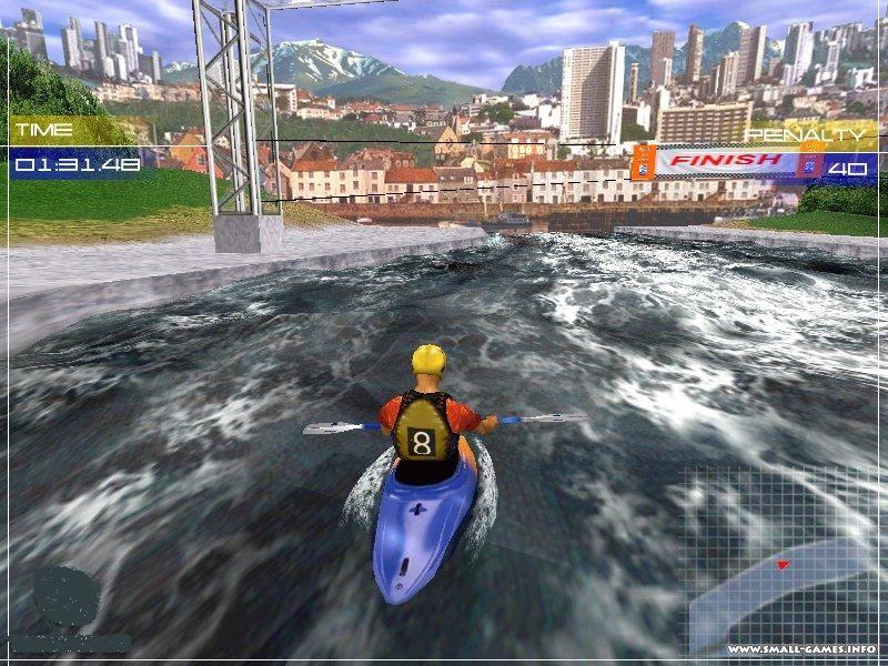 Kayak Extreme (Final/2011)