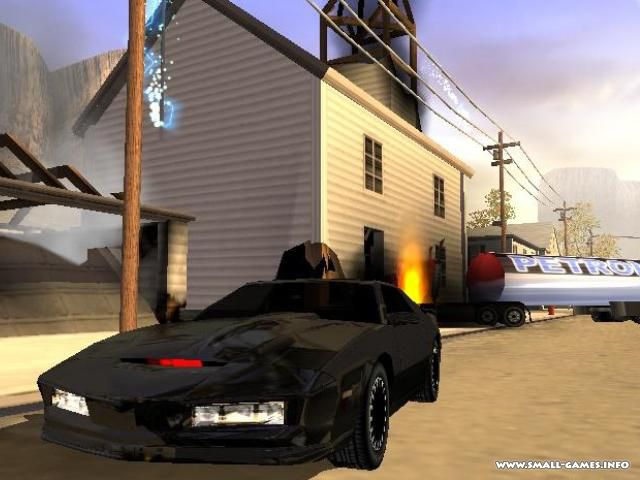 Рыцарь дорог 2 (knight rider: the game 2) дата выхода, системные.