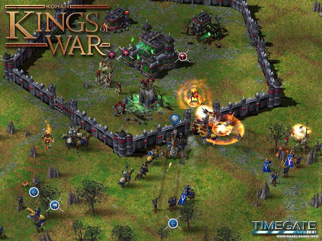 Kohan 2: Kings of War / Кохан 2: Короли войны - торрент