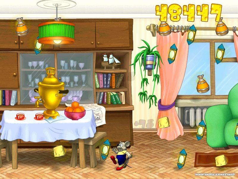 Играть кот леопольд догонялки бесплатно