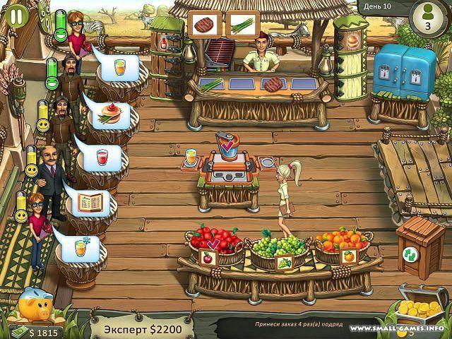 Скачать через торрент новые игры симуляторы кафе