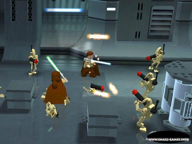 Lego® star wars™ yoda ii скачать на андроид.