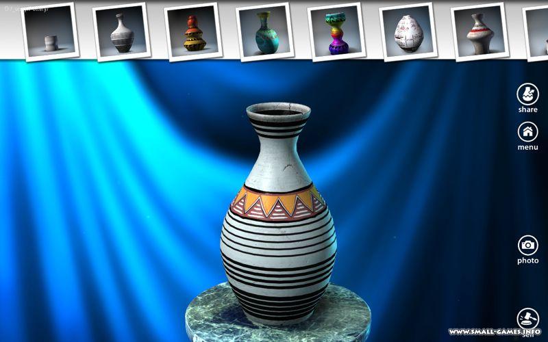 Игры делать вазы