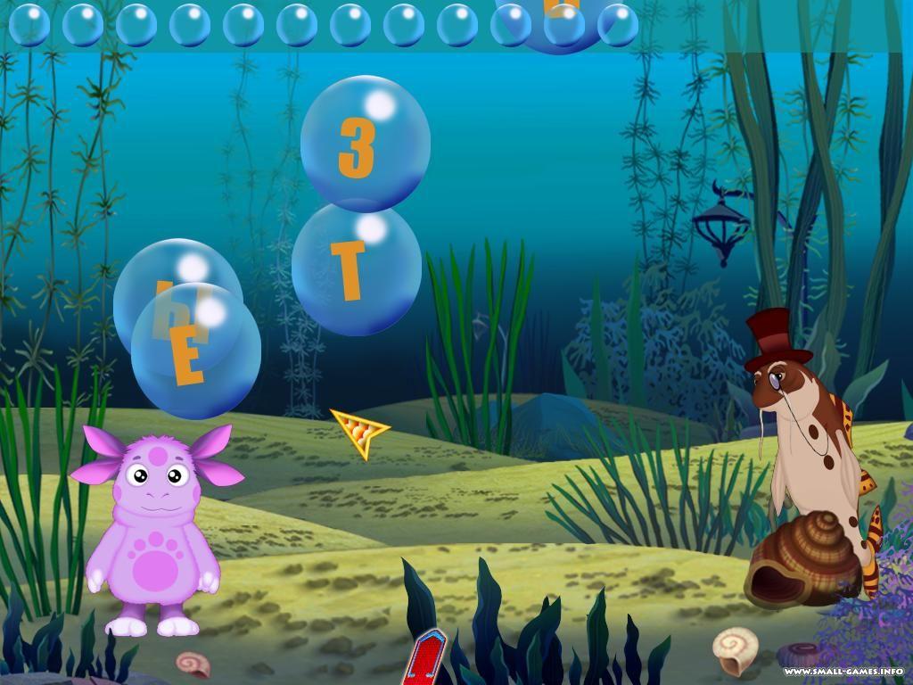 Лунтик Учит Буквы Игра Скачать Бесплатно Полную Версию - фото 5