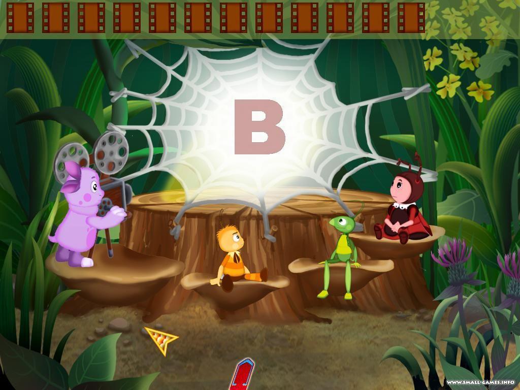 Лунтик Учит Буквы Игра Скачать Бесплатно Полную Версию - фото 4