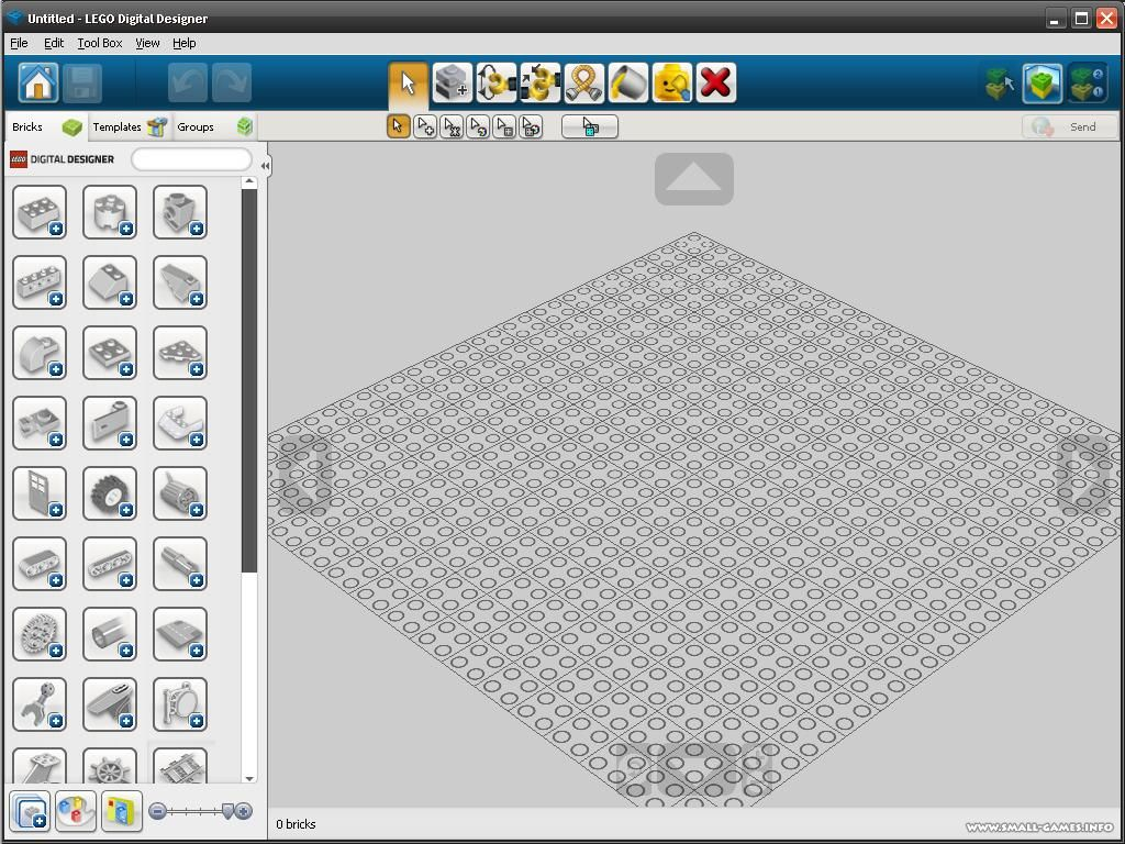 Lego digital designer 4. 2. 5 portable » torrents-tracker. Com.