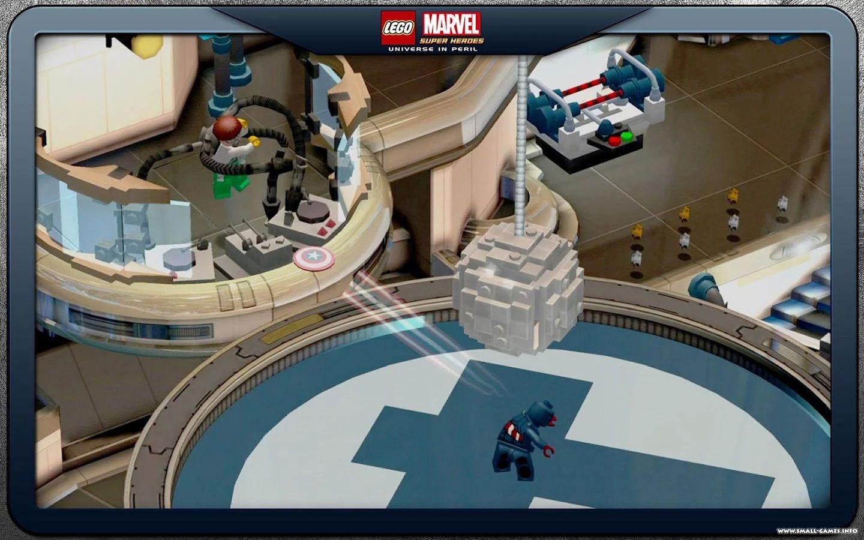 Lego marvel super heroes v1 06 1 4 скачать полную