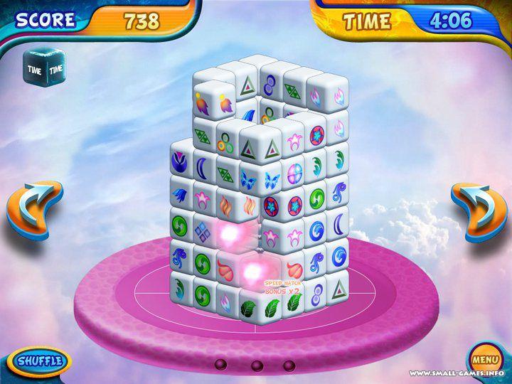 Mahjongg Dimensions 3D Free Download - flowingsomehow Funny Games Mahjong Dimension 3d