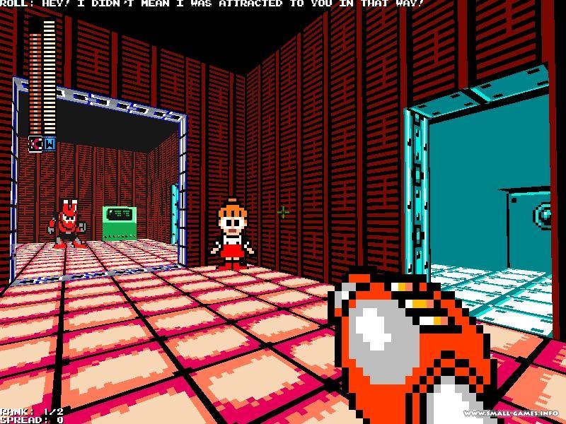 Mega Man 8-bit Deathmatch v5c - торрент, скачать бесплатно игру