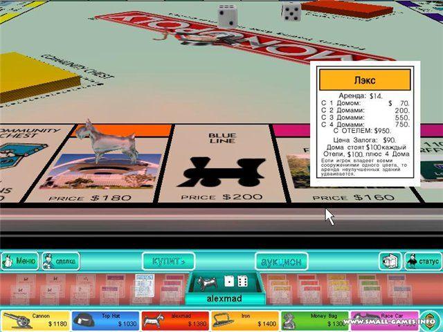 Скачать монополия 3d / monopoly 3d русская версия игры через торрент.