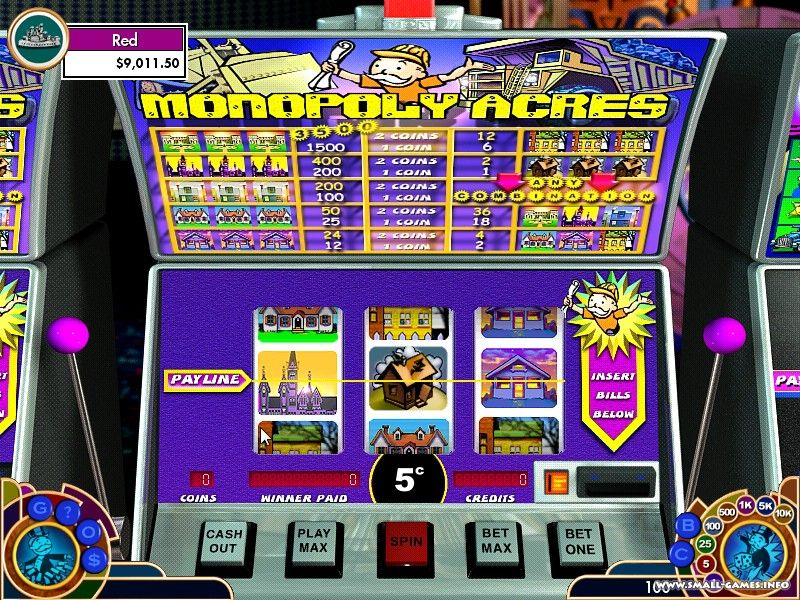 Monopoly casino vegas edition v1.0 bridges casino bomb