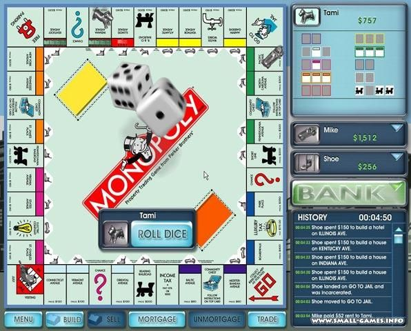 Монополия 3 скачать игру, чтобы стать властелином планеты!