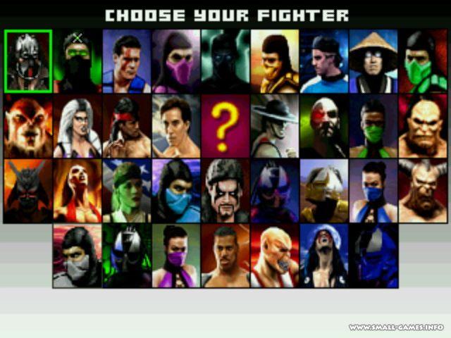 Mortal kombat игра 1992 скачать на компьютер