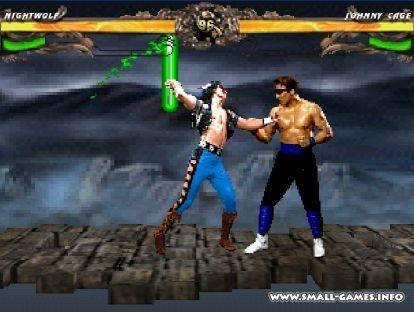 Скачать торрент Mortal Kombat Chaotic