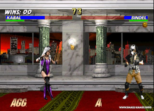 Mortal Kombat Trilogy Psx Eboot