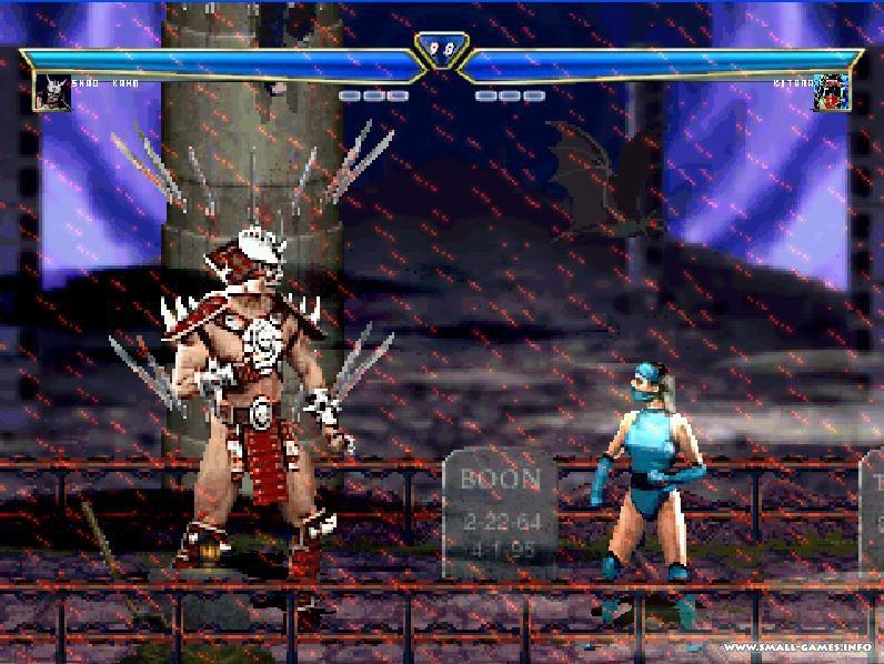 Mortal kombat vs street fighter скачать полную версию.