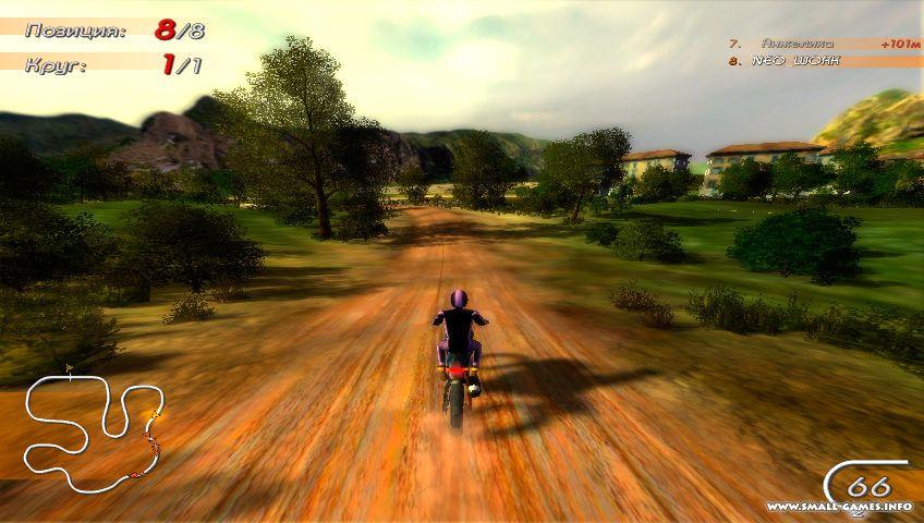 Игра бесплатно скачать мотогонки