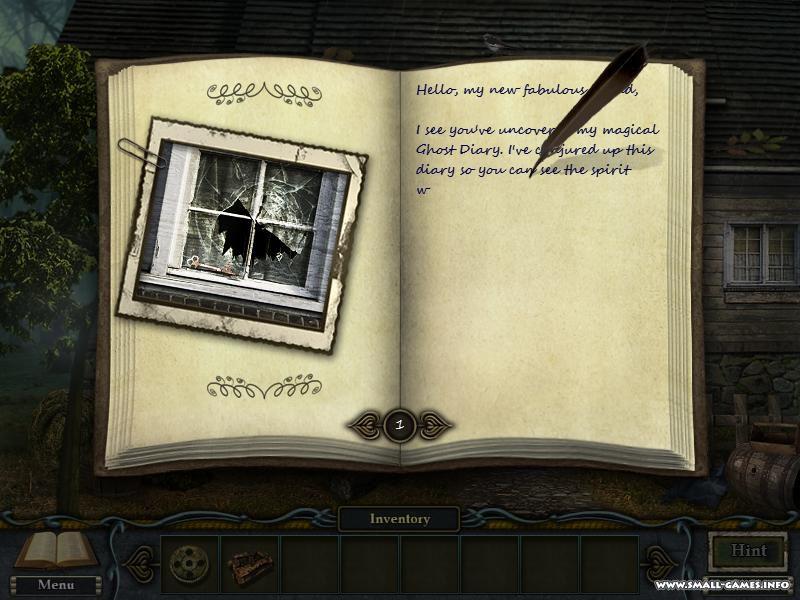 Таинственный дневник остров призраков