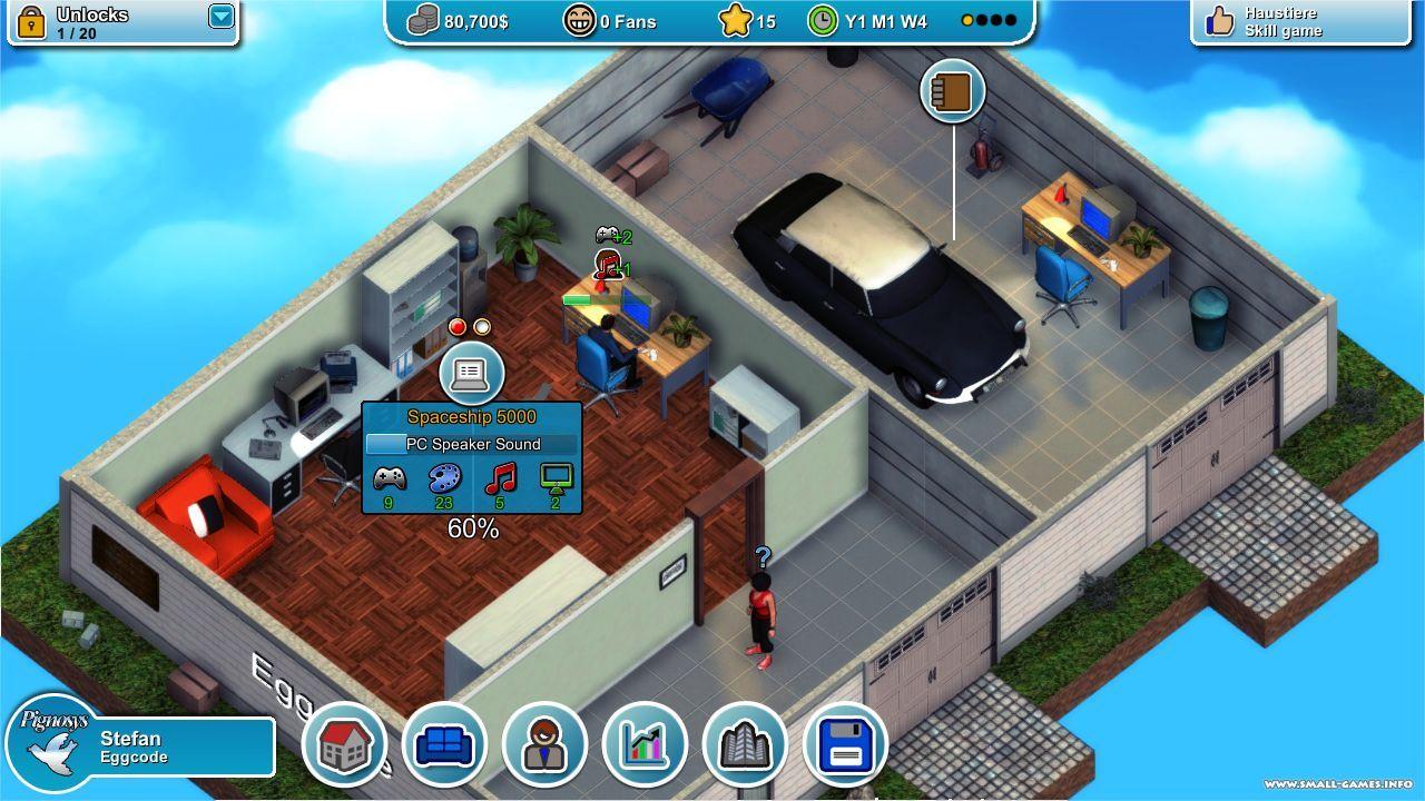 Game Game Studio Tycoon 2 APK for Windows Phone