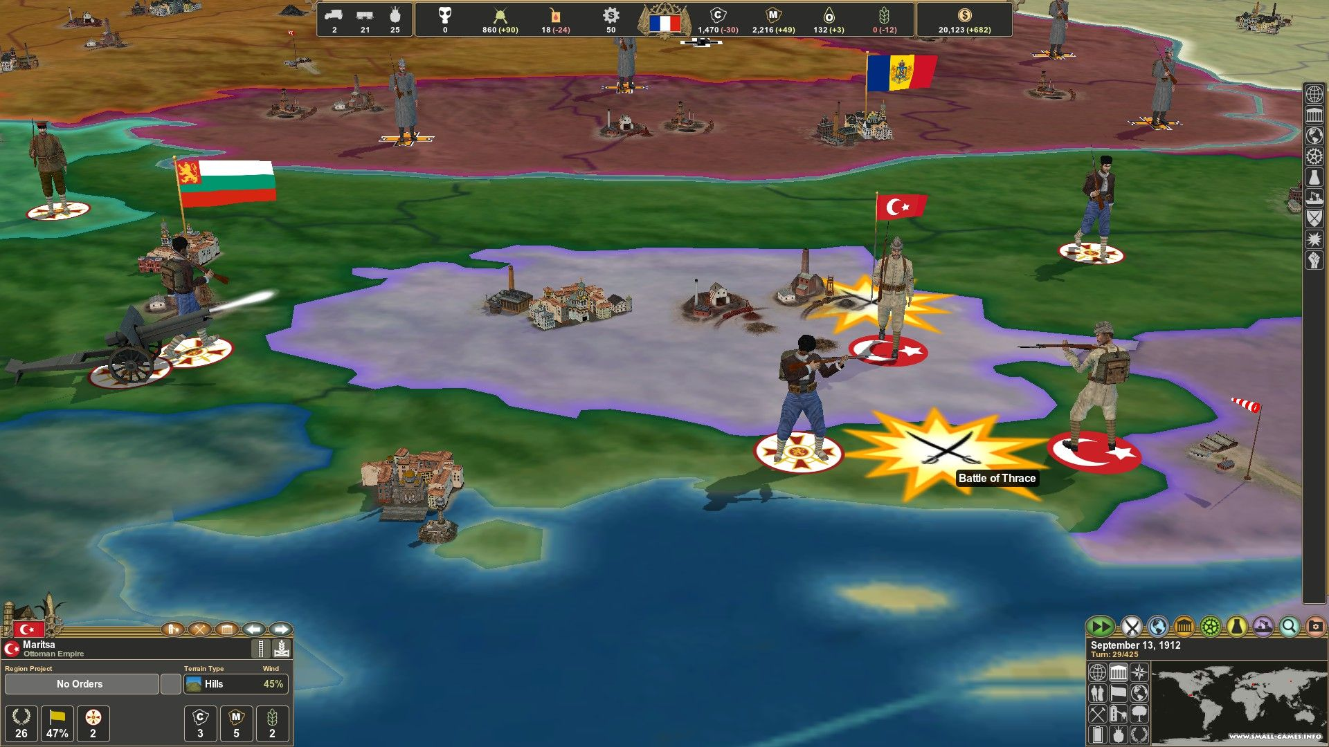 Making history: the great war v1. 0. 60687. 36 + the red army.