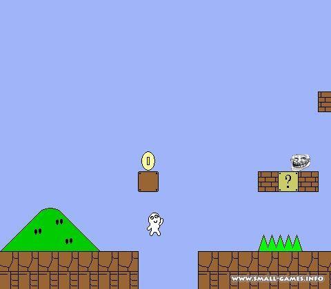 Скачать игру Cat Mario (Кэт Марио) - Мосара Ру