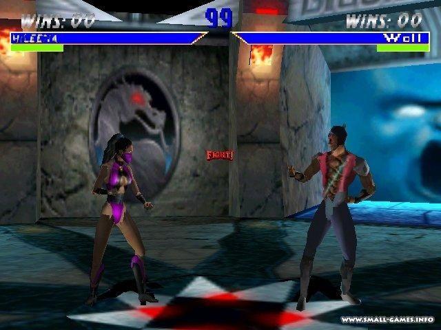 Mortal kombat 4 на android смертельный поединок.