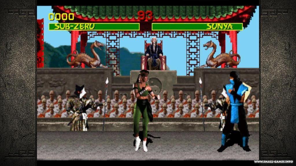 Скачать ключ продукта mortal kombat arcade kollection