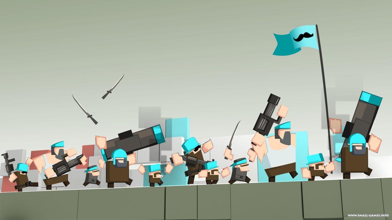 Скачать игру через торрент mustache armies.