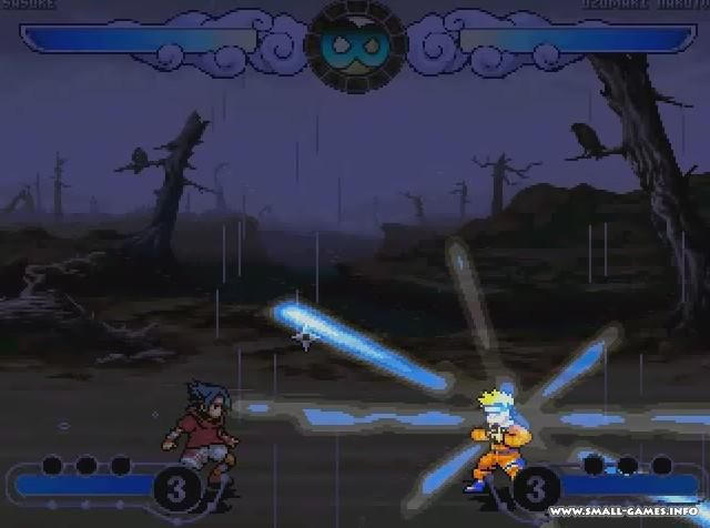 Play Game Naruto Battle Arena