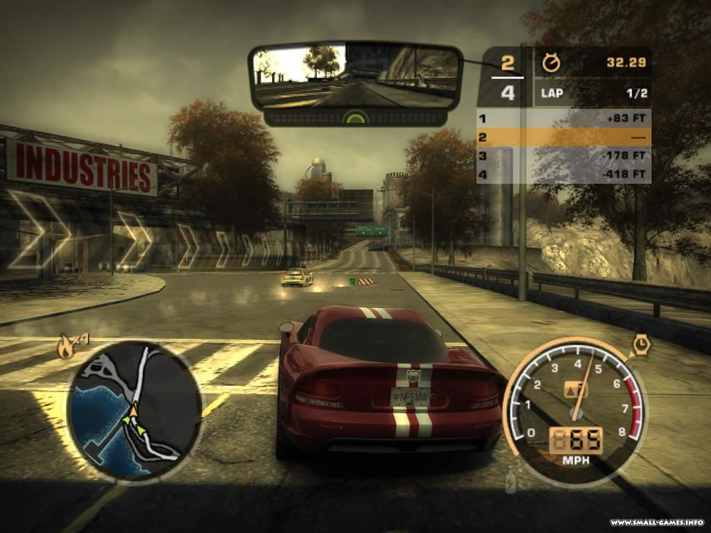 Need for Speed: Most Wanted Black Edition v1 3 - торрент, скачать