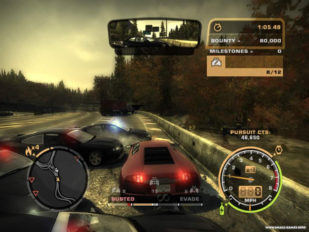 Програмку тренер на need for speed most wanted