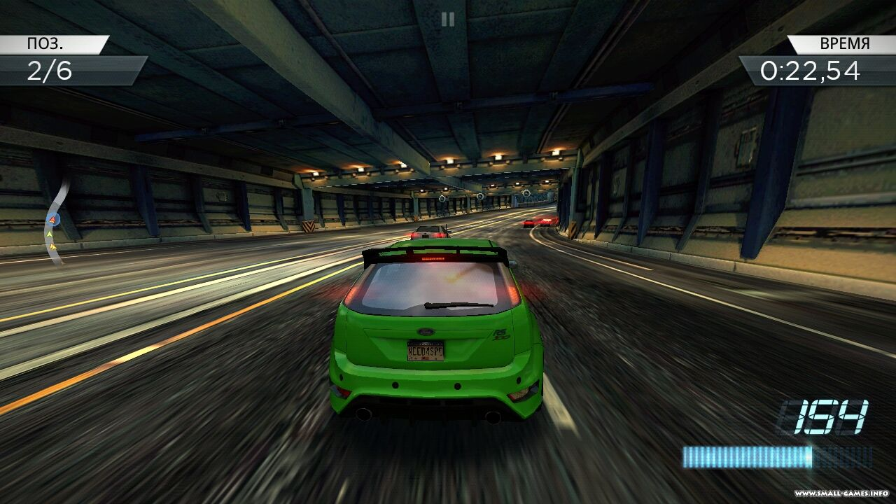 Скачать игру на андроид need for speed most wanted