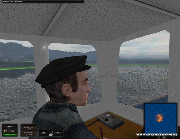 Видео игры рыбалка в открытом море