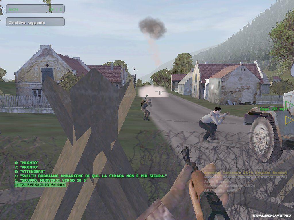 скачать игру операция flashpoint холодная война через торрент