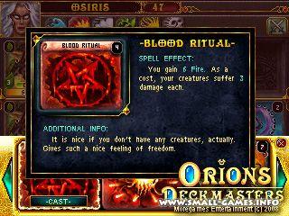 Orions: Deckmasters - второе дополнение к популярной стратегической игре Or