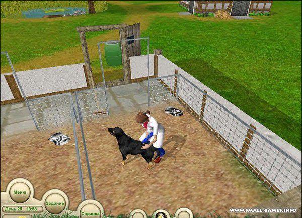 Игра Ветеринарная Клиника Лапки И Коготки