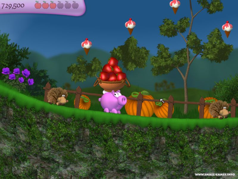 Скачать бесплатно piggly игра