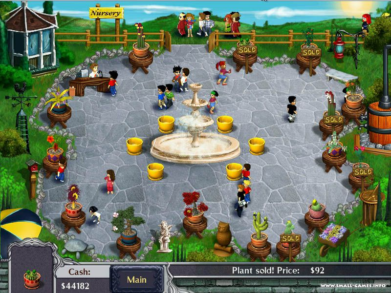 free games of plant tycoon