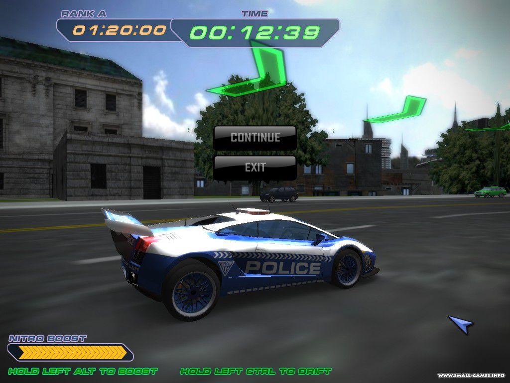 حصريا : لعبه سباق سيارات الشرطه الرائعه Police Supercars Racing 2010 بحجم 190ميجا