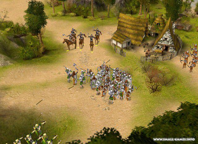 Игра praetorians (2003) repack от landynp2 скачать через торрент на pc.