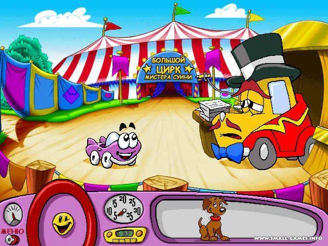 Автомобильчик Бип-бип Спасает Зоопарк Скачать Игру