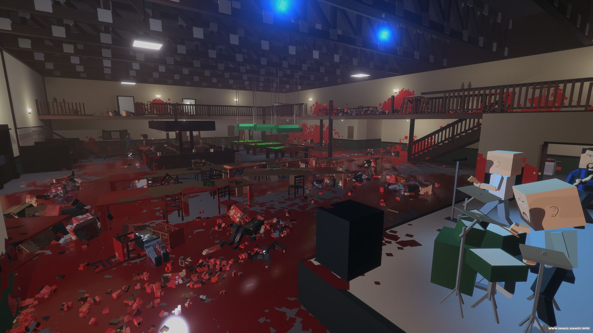 Paint the town red v0. 8. 21 [early access] (2016) (eng) новинки.