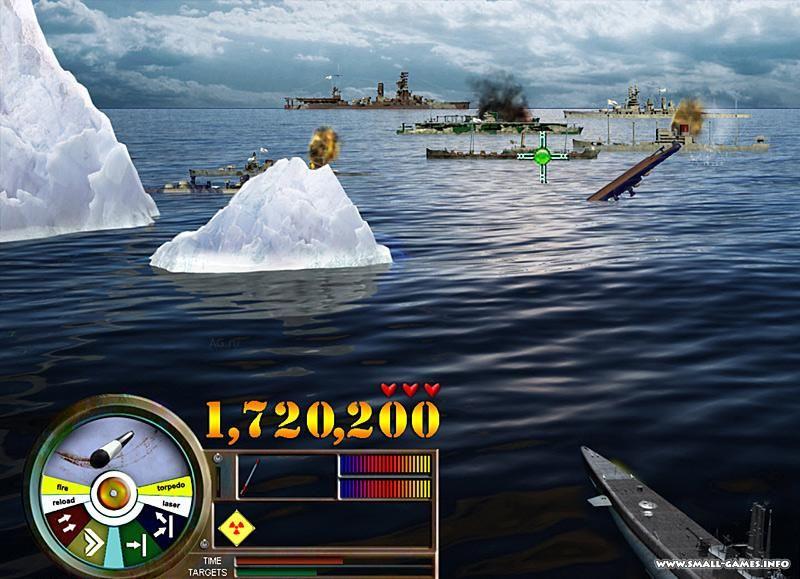 Ключ к игре морской бой подводная война - 19 Сентября 2010.