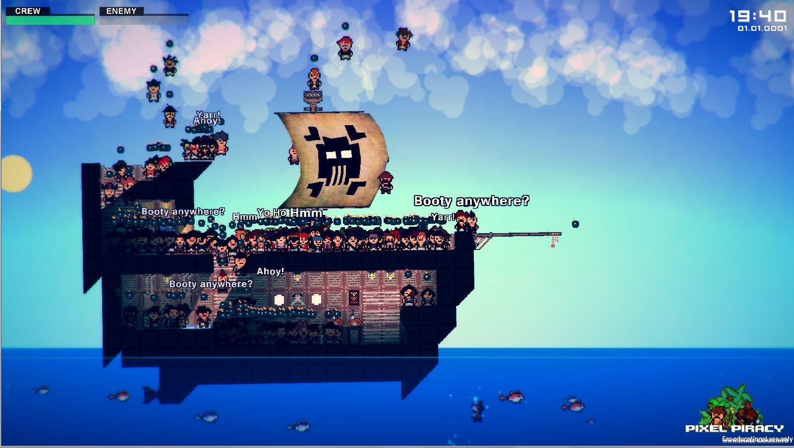pixel piracy rus скачать торрент русская версия
