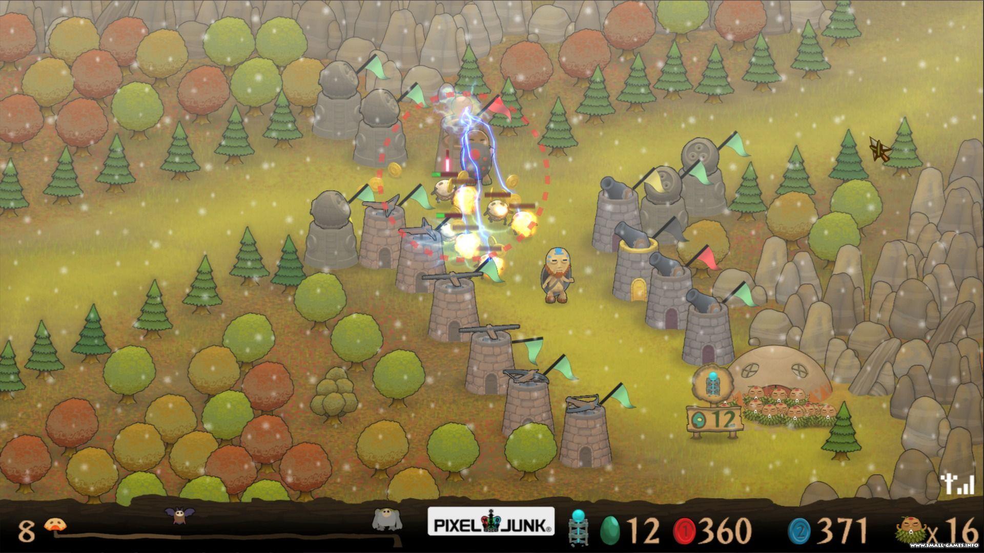 Игру Treasure Towers