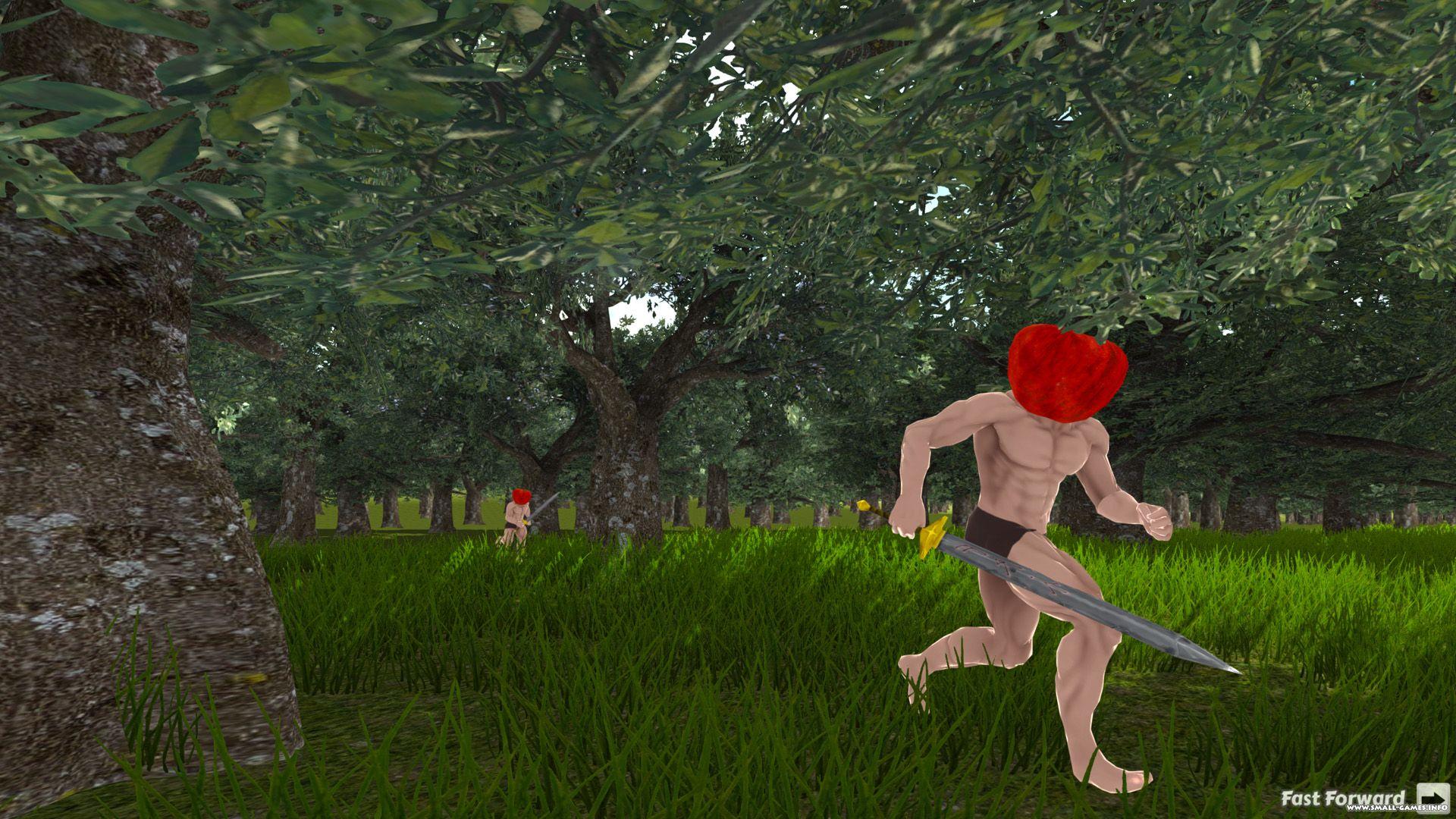 онлайн игра qwop
