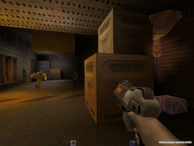 Скачать quake 2 на компьютер русская версия