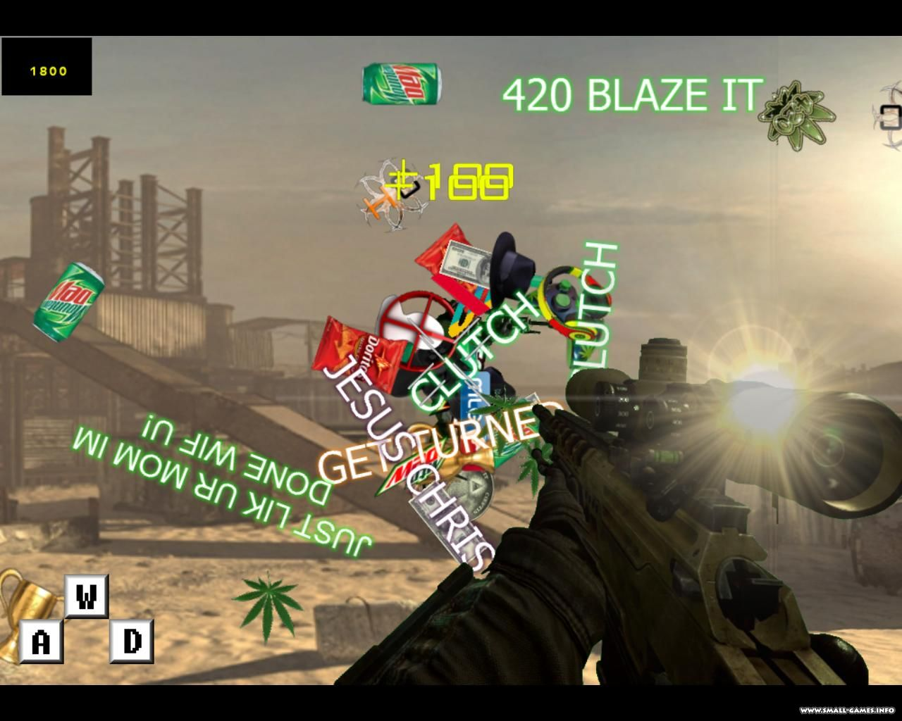 360 no scope book covers click for details mlg no scope simulator