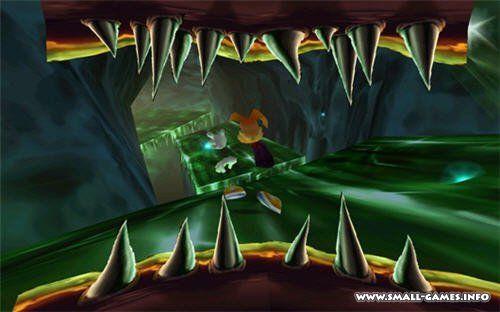 скачать игру rayman 2 через торрент на русском полная версия